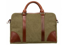 Nuts & Noble Ace Laptoptas Army Green