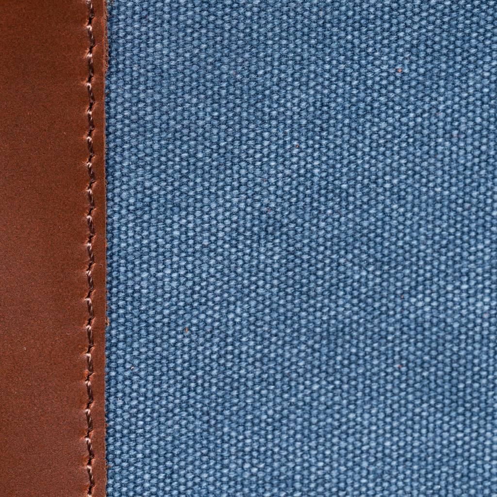 Nuts & Noble Nuts & Noble Ace Laptoptas Denim Blue