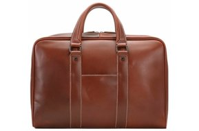 Nuts & Noble Bold Laptoptas Cognac