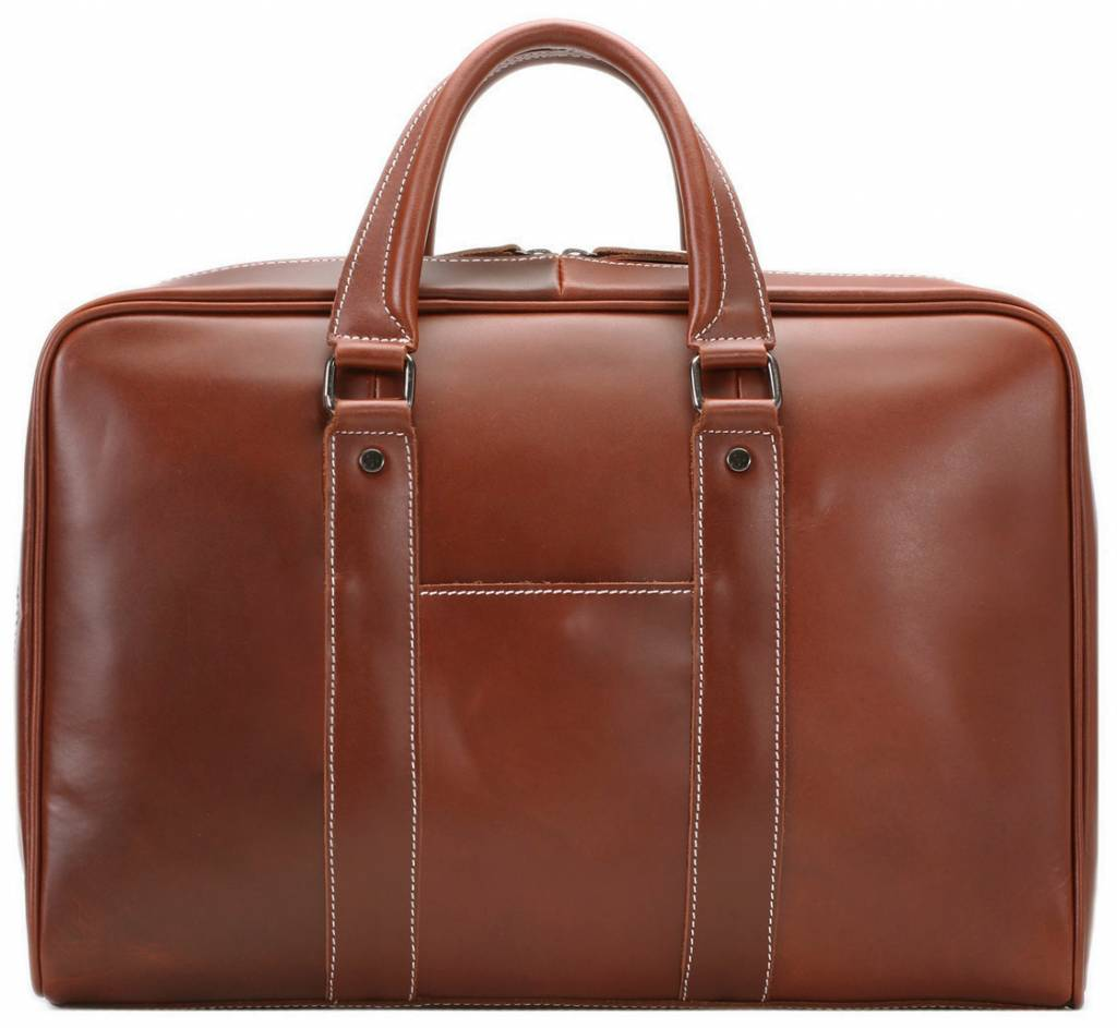 Nuts & Noble Nuts & Noble Bold Laptoptas Cognac