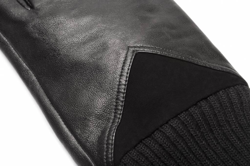 Napo Gloves napoSPORT Touchscreen Handschoenen Zwart