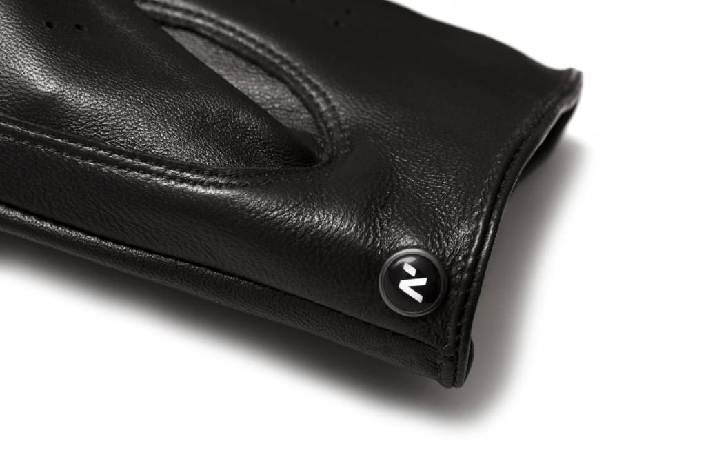 Napo Gloves napoDRIVE Touchscreen Handschoenen Zwart