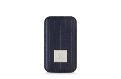Revested Power Bank Pinstripe