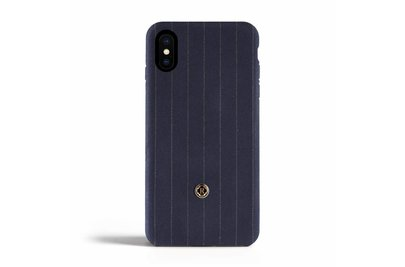 Revested iPhone X Case Pinstripe