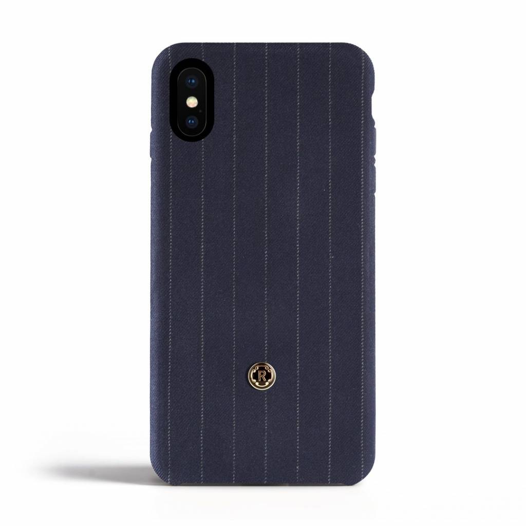 Revested Revested iPhone X Case Pinstripe