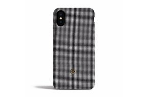 Revested iPhone X Case Pied de Poule