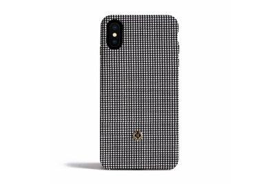 Revested iPhone X Case Pied de Poule
