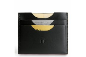 Temporary Forevers Minimalist Wallet Black
