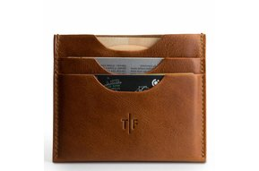 Temporary Forevers Minimalist Wallet Old School