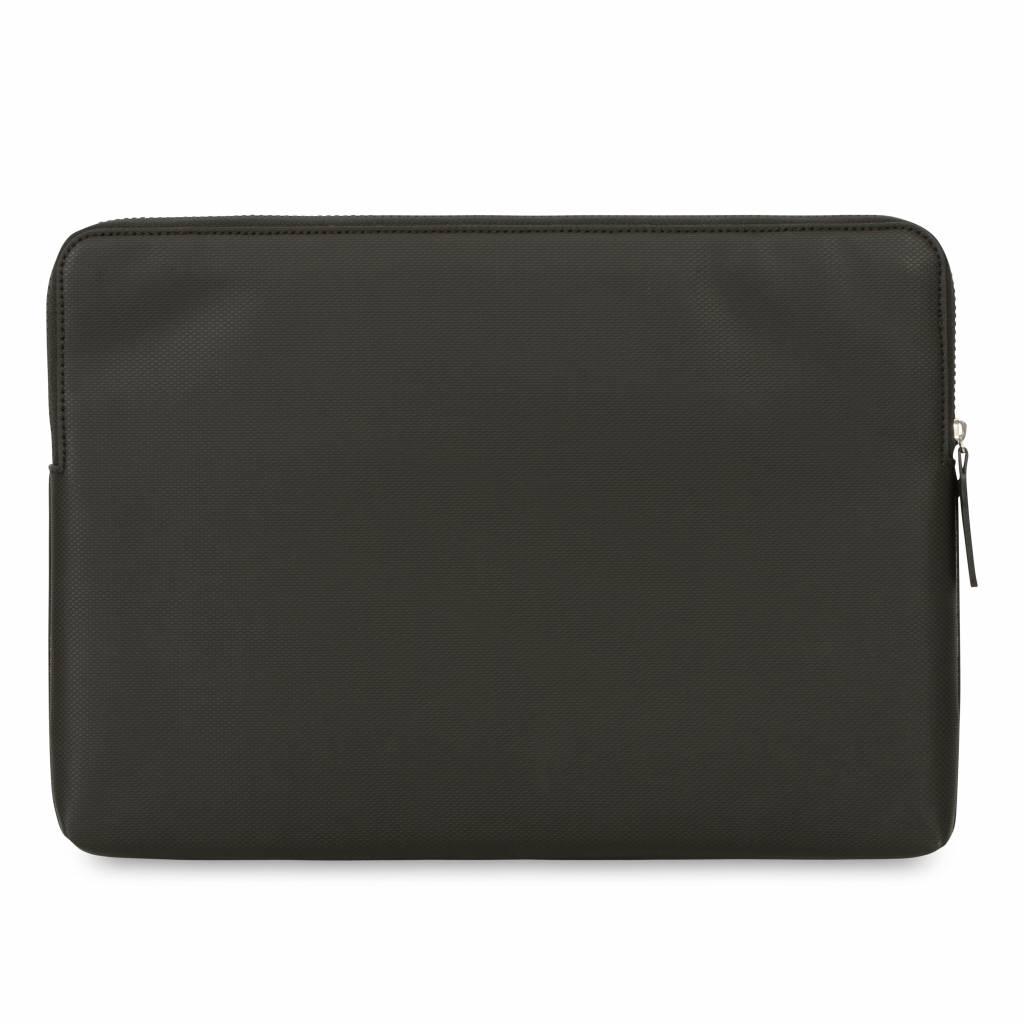"Knomo Knomo Embossed Laptop Sleeve 15"" Zwart"