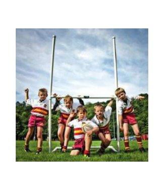 RAM Rugby Micro Rugby Torgestell, leicht aufzubauen