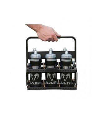 RAM Rugby 6 Wasserflaschen im Rack