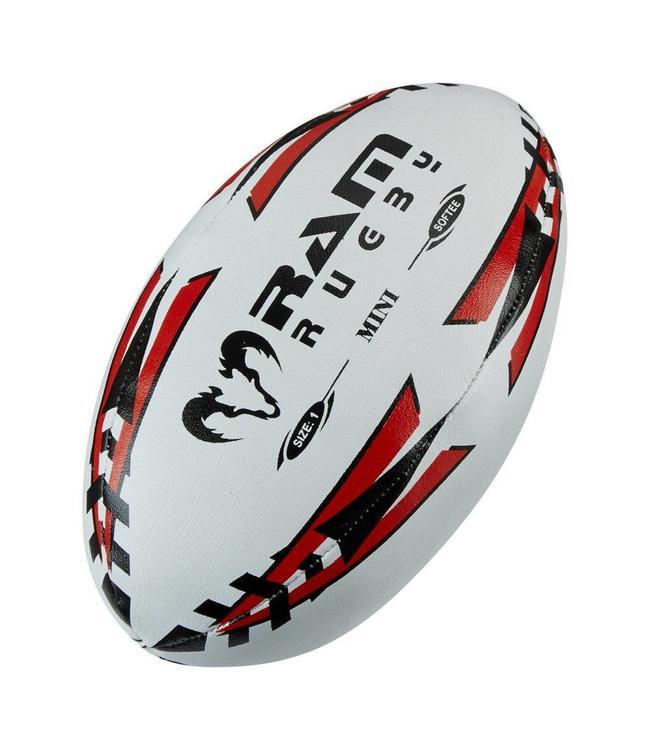 RAM Rugby Mini-Rugbyball Softee, 15 cm