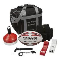 Tag Rugby Compleet Pakket in tas