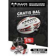 Gratis Rugby bal - top kwaliteit