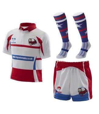 RAM Rugby Mikro Rugby Spielbekleidungsset
