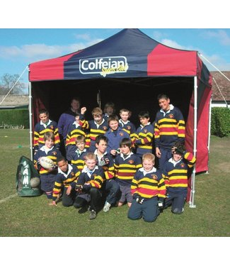 RAM Rugby Professionelles Zelt, Partyzelt
