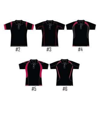 RAM Rugby Freizeit Rugby Shirt - zugeschnitten und genäht