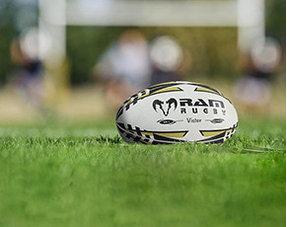 Rugbyballen