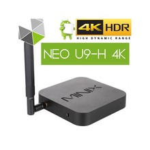 Minix  Neo U9-H 4K HDR Android
