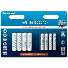 Eneloop 4X AA 2000 MAH +4X AAA 750 MAH