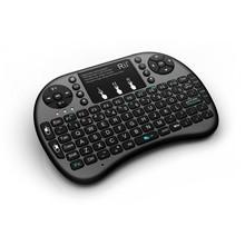 Rii i8 Mini draadloos toetsenbord zwart