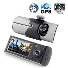 Novatek R300 Dual Dash Cam