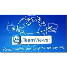 Hulp op afstand buitenland Team Viewer, PC reparatie op afstand