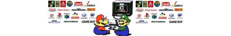 Retro Gaming Nintendo/Sega/Atari