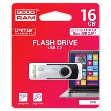 Goodram Storage  Flashdrive 'Twister' 16GB USB3.0 Black