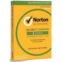 Symantec Norton Security Standard 3.0 Full license 1jaar Nederlands