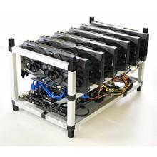 AMD MINING RIG 150mhs/170Mhs