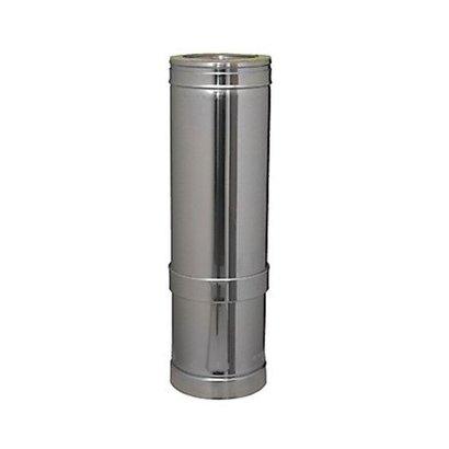 Schuifelement L: 350-530 mm Ø 130mm