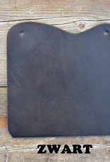 Scotts Bluf Lederen bloempot. Maat XL 21X21cm