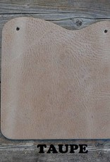 Scotts Bluf Lederen bloempot. Maat XXXL 44X38cm
