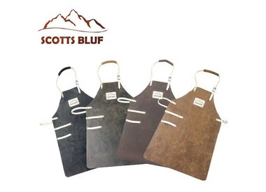 Aprons and sloves