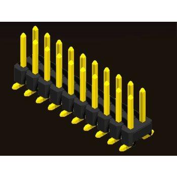 AMTEK Technology Co. Ltd. Pin Header 2.54mm H=1.7mm SMT Type
