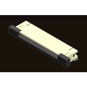 AMTEK Technology Co. Ltd. FPC 0.5mm ZIF SMT Type Side Entry