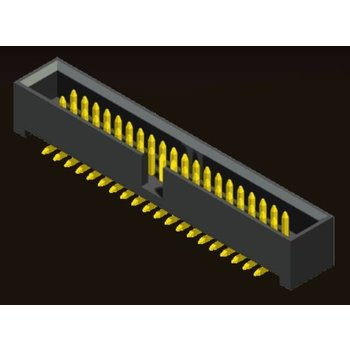 AMTEK Technology Co. Ltd. 5BH3MSX49-XX  Box Header 1.27 X 1.27mm SMT Type For IDC