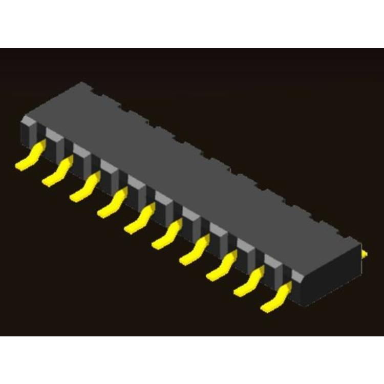 AMTEK Technology Co. Ltd. 5PS2MHX20-1XX    Female Header 2.0mm 1 Row Side Entry SMT Type