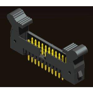 AMTEK Technology Co. Ltd. 5EH2SD/RD/MSXNN-XX        Ejector Header 2.0mm H=8.1mm SMT/Right Angle/Straight Type
