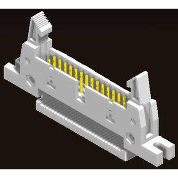 AMTEK Technology Co. Ltd. 5EH1ISXNN-XX               Ejector Header 2.54mm IDC Type