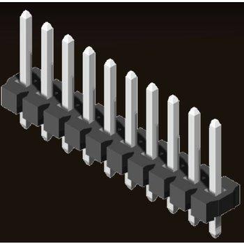 AMTEK Technology Co. Ltd. 5PH9SDX32-1XX            Pin Header 3.96mm H=3.18mm Straight Type