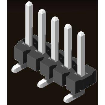 AMTEK Technology Co. Ltd. 5PH9MSX32-1XX          Pin Header 3.96mm H=3.18mm SMT Type
