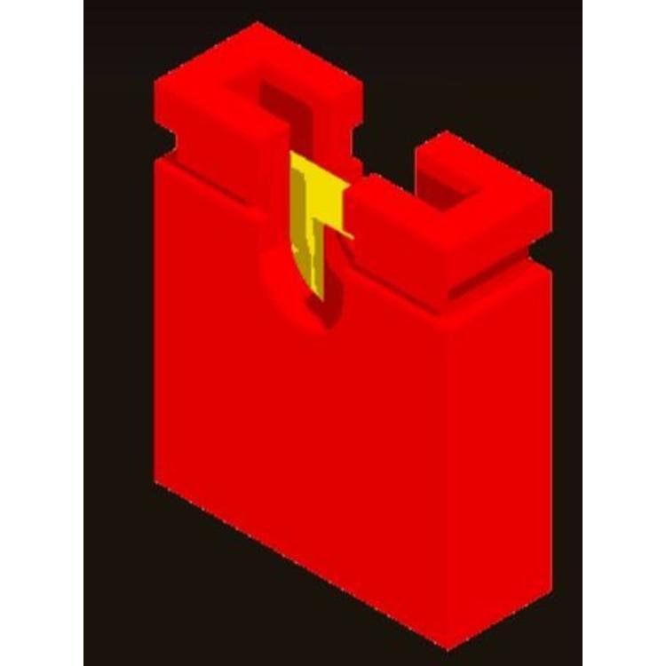 AMTEK Technology Co. Ltd. 5JP8XX-XX         Mini Jumper 5.08mm