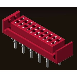 AMTEK Technology Co. Ltd. 58MNS1G-XX                   Mini Match Female Straight With Lock Type