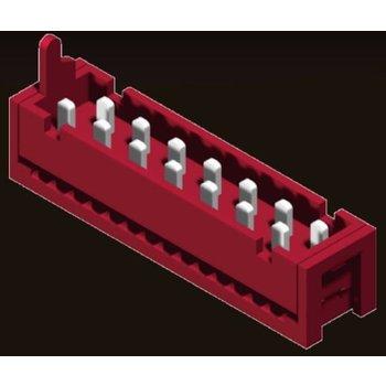 AMTEK Technology Co. Ltd. 58MND2H-XX                 Mini Match Box Plug IDC Type