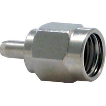 LINX Technologies Inc. SMA Male Connector with RG178 Cable End Crimp