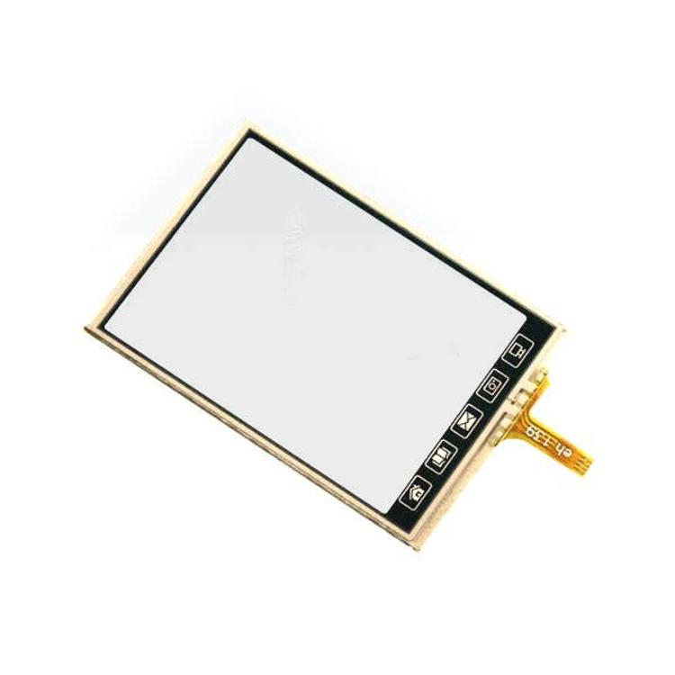 GUNZE Electronic USA 4-Wire Resistive Touch Panel 100-1430