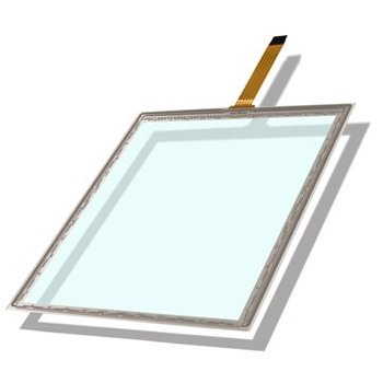 GUNZE Electronic USA 5-Wire Resistive Touch Panel 160-2872